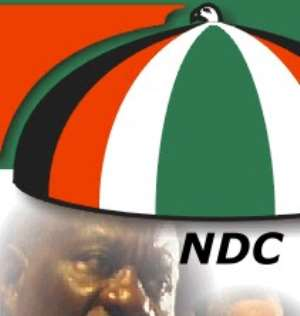 THE NDC IS GONE FOREVER!!!